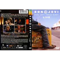 Dvd Bon Jovi - This Left Feels Right Live (duplo) Seminovo