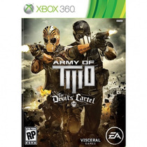 Army Of Two - Devil´s Cartel - Xbox 360