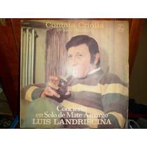 Disco De Luis Landriscina