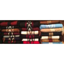 Ponchos Argentinos 15 Colores Gaucho Baile 180cm Largo