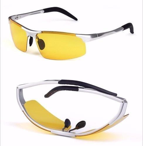 a9f1d741238da Óculos Direção Noturna Polarizado+ Estojo De Brinde - R  109