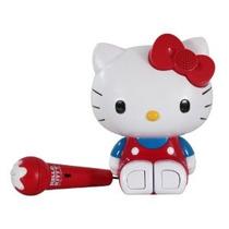 Hello Kitty Sing-a-long Karaoke - Rojo (21009)
