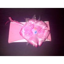 Balerinas Y Diademas Para Bebes Niña C/flores ( Tiaras )