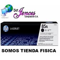 Toner Hp Ce285a 85a Original Y Verificable Por La Pag Hp