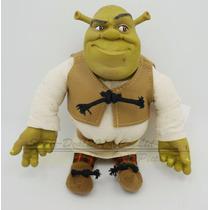 Boneco Shrek Pelúcia Pvc 21cm Burro Fiona Gato De Botas