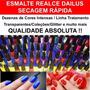 Atacado 100 Esmaltes Dailus Realce Kit Lote Frete Grátis