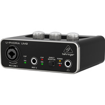 Interface De Audio Behringer 2x2 Usb Um2
