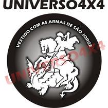 Capa Estepe Ecosport, Crossfox, Aircross, São Jorge, Armas