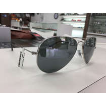 Oculos Solar Ray Ban Rb3025l Aviator Large Metal W3277 58