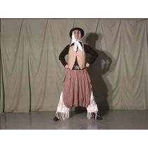 Dvd 1, 2, 3 Y 4 - Curso Zapateo Malambo Argentino
