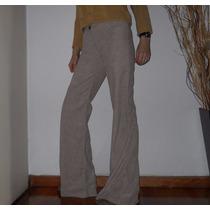 Pantalón Oxford Gamuzado / Aterciopelado Allo Martinez