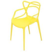 Cadeira Alegra Amarela Master Ana Maria Com Inmetro