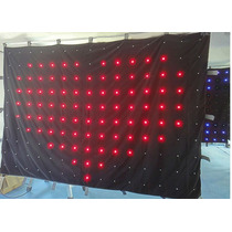 Cortina De Led Video Software Y Sd Card