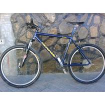 Bicicleta Monta;a Cannondale Cad3 26
