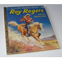 Roy Rogers / Little Golden Book/ Libro En Ingles / Año 1956