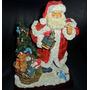 Hermosa Figura De Santa Claus, San Nicolas.