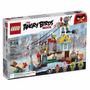 Lego The Angry Birds 75824 Demolición De Ciudad Cerdo