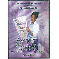 Avisos De Ocasion / Ate Del Castllo / Formato Dvd