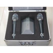 Kit Shure Beta Dmk3 Com 2 Beta 57 E 1 Beta 91 Drums