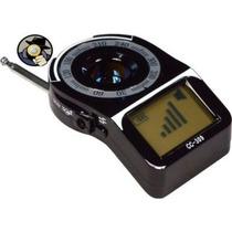 Detector De Minicâmera Gps Rastreador E Escuta