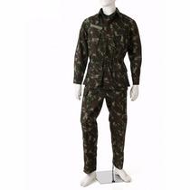 Farda Militar Camuflada Padrão Eb Ripstop