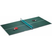 Mesa Portatil Tenis Ping Pong Reversible Ajedrez Damas China