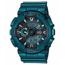 Relógio Casio G-shock Ga-110nm-3adr Garantia Casio Brasil