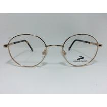 Armação Óculos De Grau Redonda Angelo Falconi Af 1846