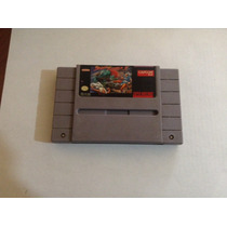 Street Fighter 2 Snes Juego De Supernintendo Nintendo Peleas