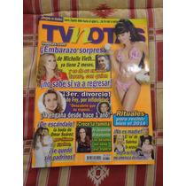 Revista Tv Notas Portada Sabrina Poster Claudia E Gomez