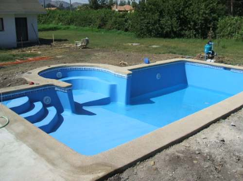 Construccion piscinas solidas oferta 8x4 10x5 6 for Construccion de piscinas en santiago