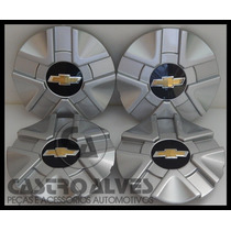Jg Calota Tampa Miolo Roda Original Astra Aro 15|16 - 4 Pçs