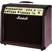 Cubo Amplificador Marshall As100d Acustico Violao