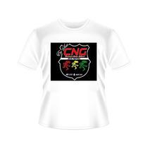 Camiseta Eu Sou Cng Conexão Norte Goiano Br 153 Deus Proverá