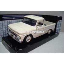 Chevrolet C10 1966 - Igual A La Argentina - Motormax 1/24