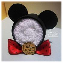 Souvenir Mickey Minnie Primer Añito Bautismo Cumpleaños