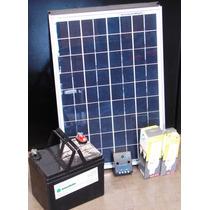 Energia Solar Fotovoltaica Luz P/ Vivienda Motorhome Casilla