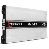 Amplificador Taramps Hd-4000 (1x 4798w Rms) / 2 Ohms