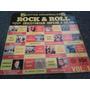 Disco Acetato De 15 Exitos Originales De Rock And Roll