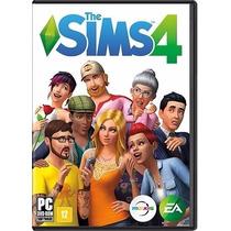 The Sims 4 Pc - ( Mídia Física ) + Frete Grátis