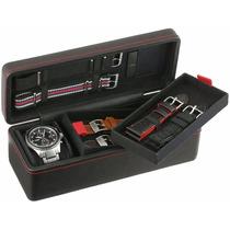 Relógio Fossil Ch3000set/1pn Masculino + Kit Luxo Pulseiras