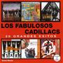 Los Fabulosos Cadillacs Cd 20 Grandes Exitos