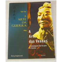 A Arte Da Guerra Plus A Arte Das Vendas Gary Gaglia Livro -