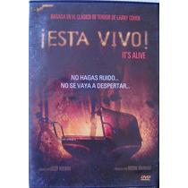 Esta Vivo ! Cine De Terror / Dvd Usado