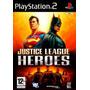 Justice League Heroes - Liga Da Justiça Playstation 2
