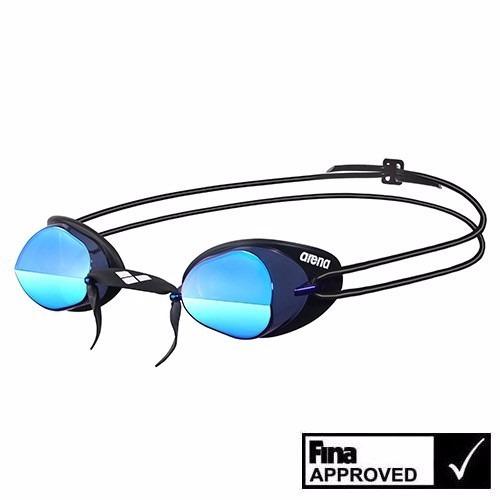 8c98a9716 Óculos Arena Swedix Espelhado Azul Speedo Natação Carbon Pro - R  179