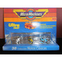 Micromachines 38 Coleccion Motos Clasicas X 3