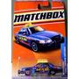 Ford Crown Victoria 2006 Taxi Matchbox Metal 7.3 Cms