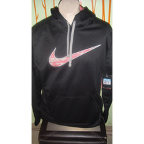 Sudadera Casual Nike C/gorro 100% Original Therma-fit