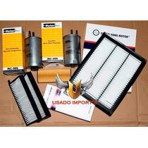 Kit Filtro Ssangyong Actyon Kyron Diesel - Para Revisao